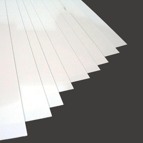 Alto Impacto Blanco 50x60 de 0.5mm