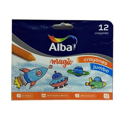 Cera Alba Jumbo x12