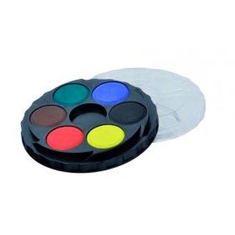 Acuarela Kohinoor Circular x6 colores
