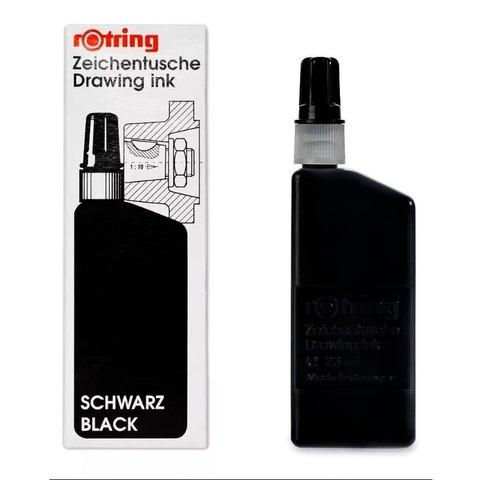 Tinta Rotring para estilógrafos