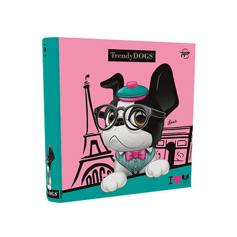 Carpeta Nº3 PPR Trendy Dogs