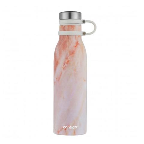 Botella Contigo Termal acero 591ml Matterhorn Rose Quartz