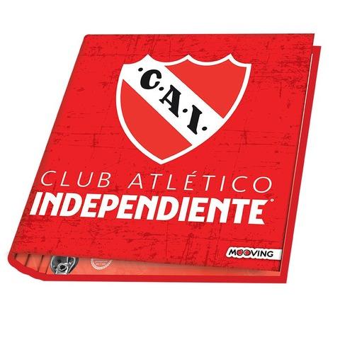 Carpeta Nº3 3x40 Mooving C.A.I. Independiente