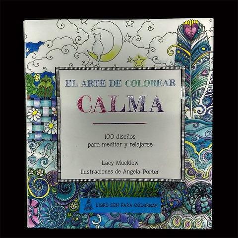 Libro para colorear Zen Calma