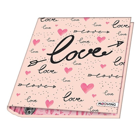 Carpeta Nº3 3x40 Mooving Love Love