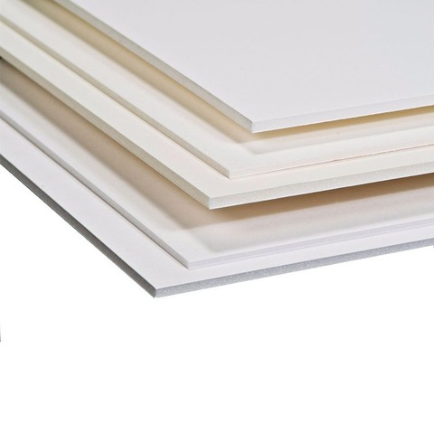 Foamboard Blanco  35x50cm (5mm)
