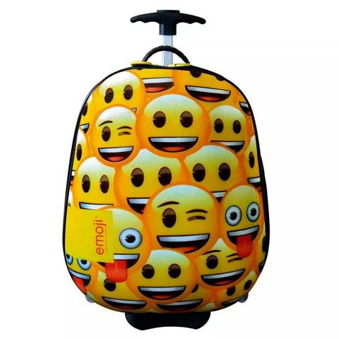 Mochila Carro Licencia emoji TT594
