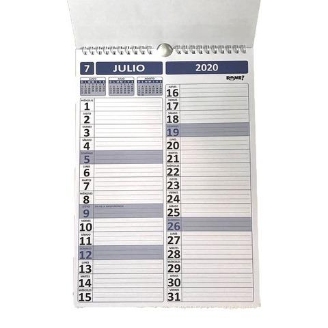 Calendario 2020 Rome 21x29.7 Vertical