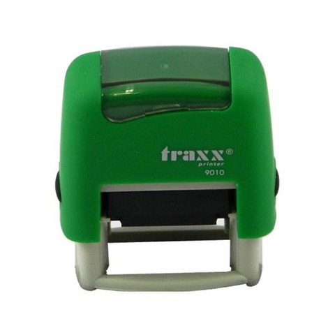 Promo Sello Escolar Traxx 9010 Verde