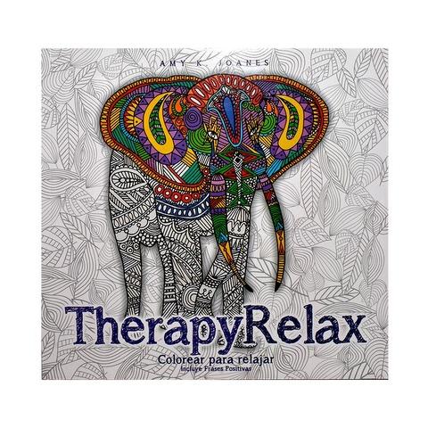 Libro para Adultos Arte Terapia