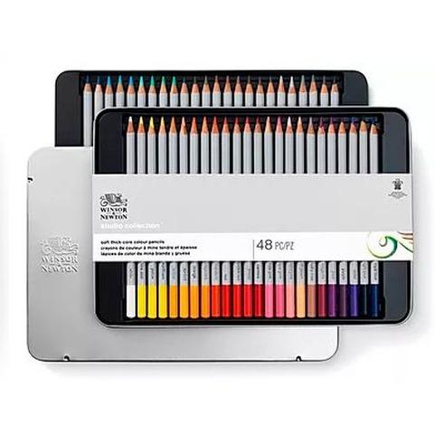 Lápiz Winsor & Newton Lata Color x48