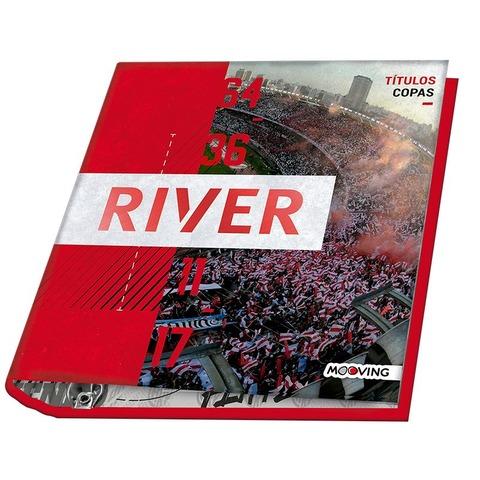 Carpeta Nº3 3x40 Mooving River Cancha