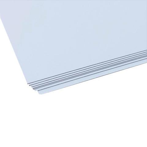 Hoja Blanca 35x50 de Dibujo Obra Pesado x10 (300gr)