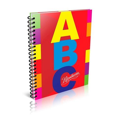 Cuaderno escolar Espiralado Rivadavia ABC x60