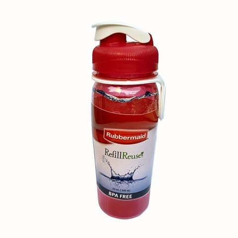 Botella Reutilizable Rubbermaid 590ml Magenta