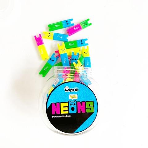 Resaltador Kikka Mini Neons
