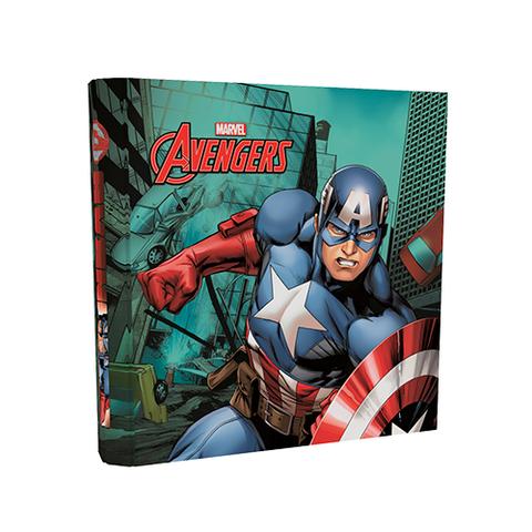 Carpeta Nº3 PPR Avengers