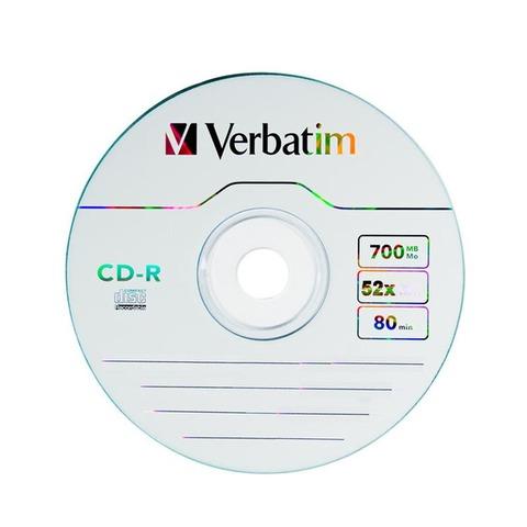 CD-R Verbatim x1