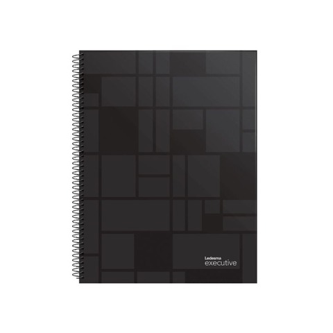 Cuaderno Universit. Ledesma Executive 84h