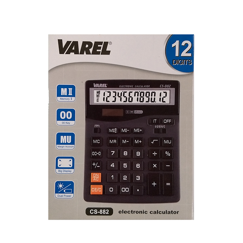 Calculadora Varel CS-882