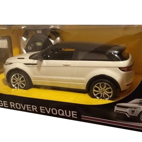 Auto Control Remoto Range Rover Evoque Blanco