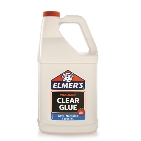 Adh. Elmers School Clear Glue Transparente Galón