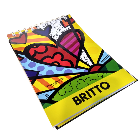 Block Britto Esquela
