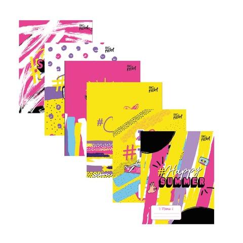 Separadores  N°3 x6 PPR - Hashtag