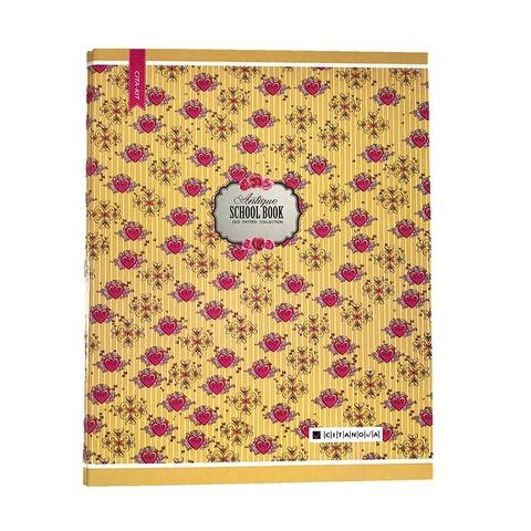 Carpeta Citanova A4 con Repuesto 120 Hojas. Romantic