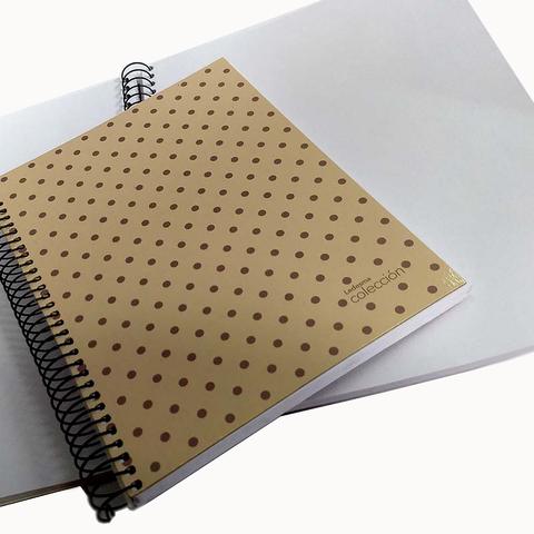 Promo Cuaderno Liso + Cuaderno de regalo