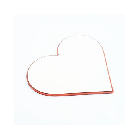 Pizarra Fugi Forma Corazón