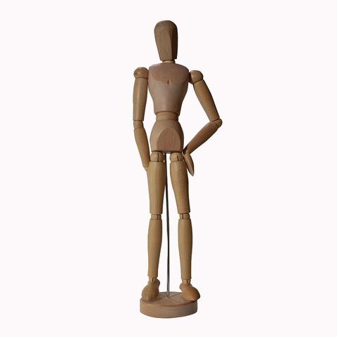 Muñeco Articulado 60cm