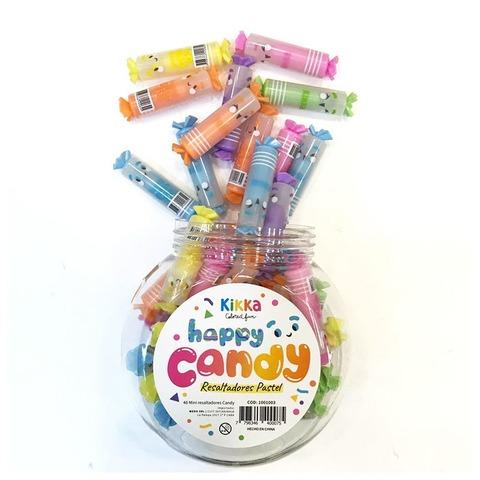 Resaltador Kikka Mini Candy Pastel x1