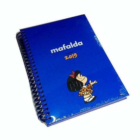 Agenda 2019 Granica Nº8 Mafalda (Azul)