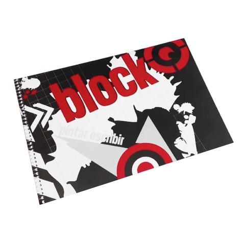Block A4 Batik Favini 240gr