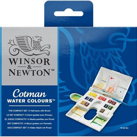 Acuarelas Winsor & Newton Cotman 0390083