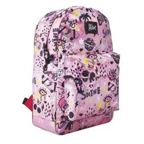 Mochila PPR Big Pocket Holográfica Just Cool 17Pgdas