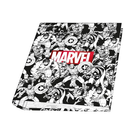 Carpeta A4 2x40 Mooving Marvel 1002208-i01