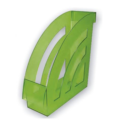 Revistero Plástico OLife Verde