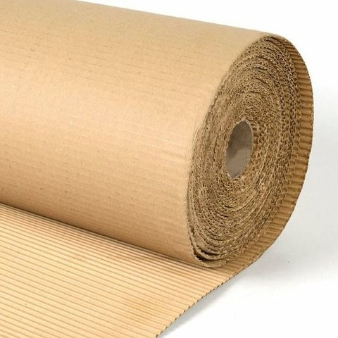 Bobina de Carton corrugado 100cm