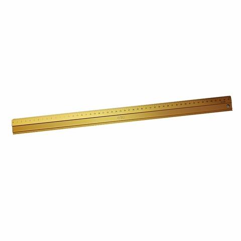 Regla metálica Erika  50cm