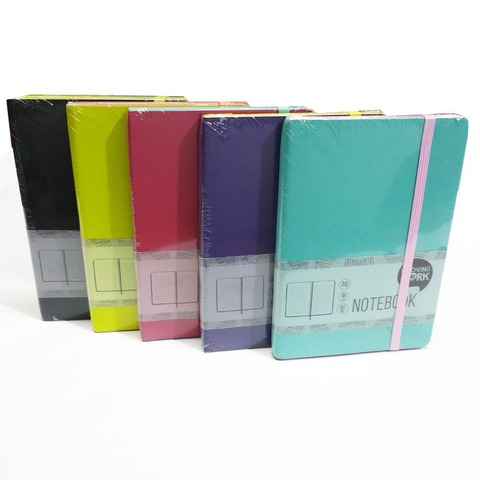 Cuaderno Chico Mooving A6 Borde Color T/Flexible