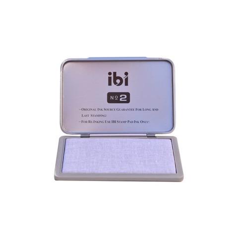 Almohadilla para Sellos Ibi N°2