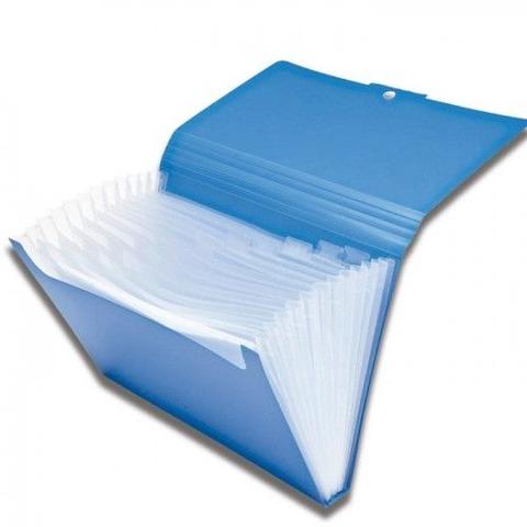 Clasificador plástico oficio 12 Divisiones