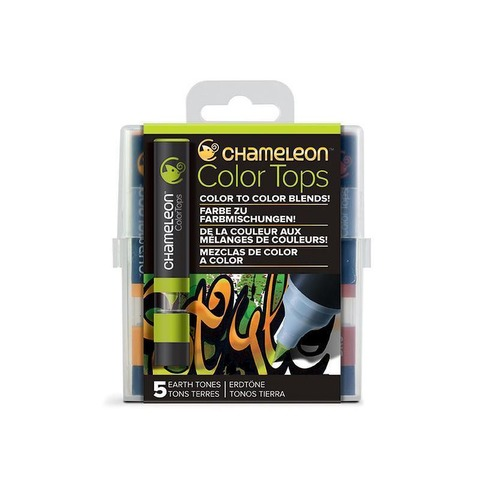 Color Tops Chameleon X5 Tonos Tierra