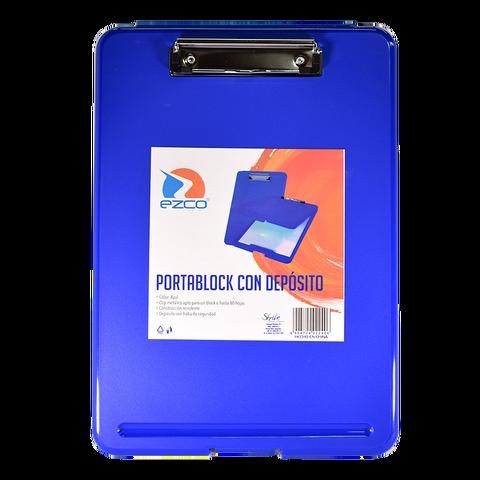Portablock A4 con caja