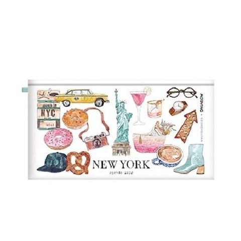 Agenda 2020 Mooving Pocket Cosmopolitan New York