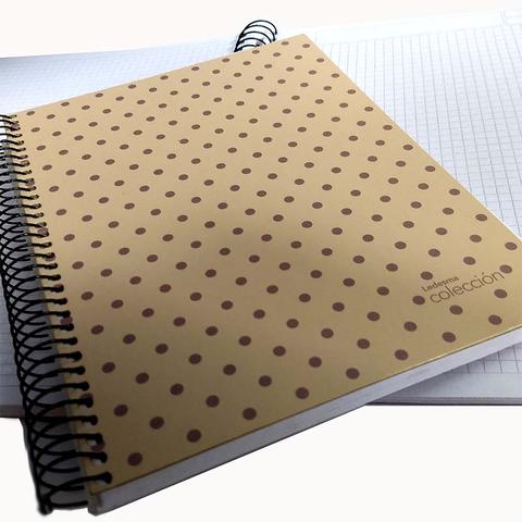 Promo Cuaderno Cuadriculado + Cuaderno de regalo