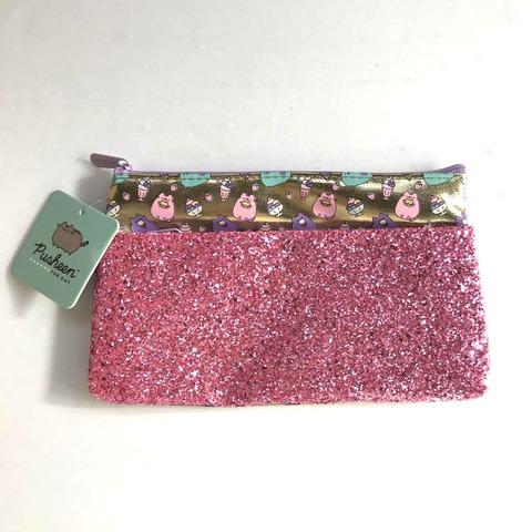 Canopla Sobre con bolsillo Glitter Pusheen