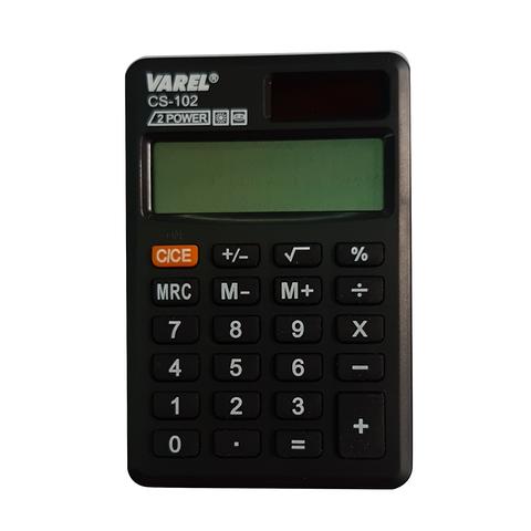 Calculadora Varel CS-102 de Bolsillo